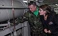 Flickr - DVIDSHUB - Alaska Gov. Sarah Palin Visits USS John C. Stennis.jpg