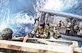 Flickr - Official U.S. Navy Imagery - U.S. Navy SEALs train with Special Boat Team (SBT) 12 on the proper techniques of how to board gas and oil platforms.jpg