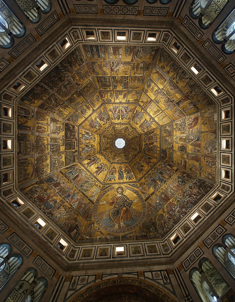 fichier florence baptistery ceiling mosaic total. Black Bedroom Furniture Sets. Home Design Ideas