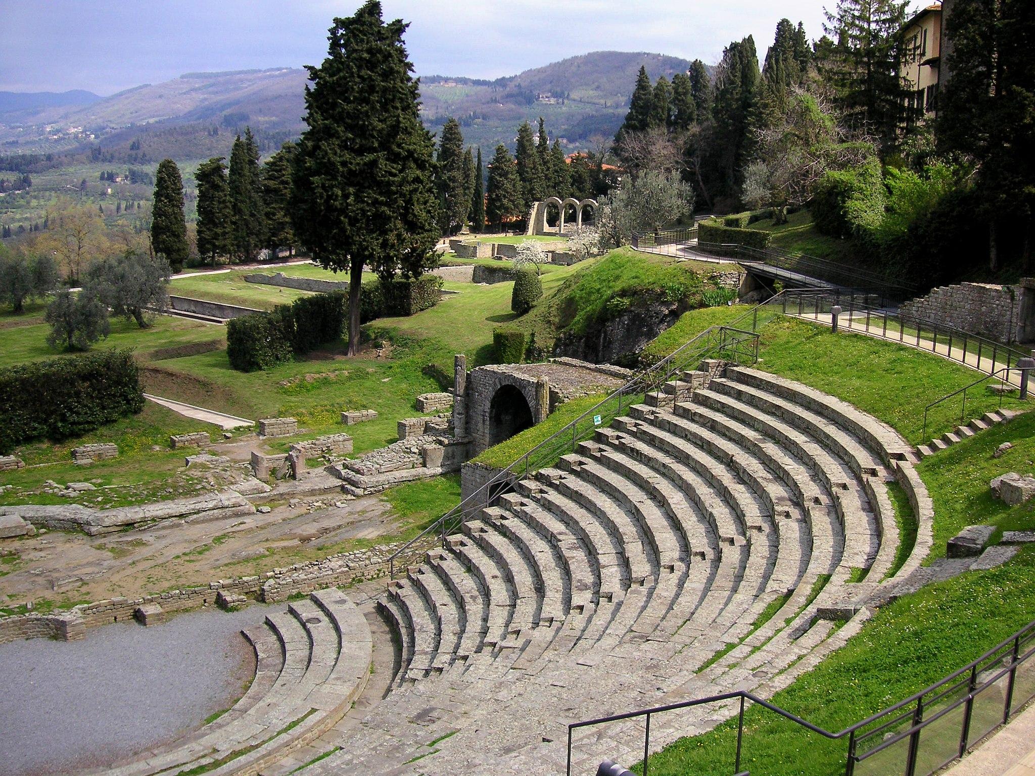 Florenz-Fiesole Theater