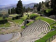 L'area archeologica di Fiesole