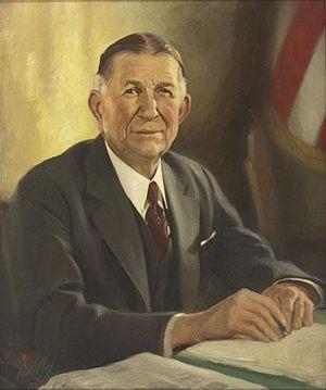 Fred P. Cone - Image: Florida Governor Frederick Cone