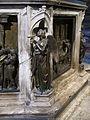 Fonte battesimale, donatello, speranza, 1427, 02.JPG
