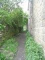 Footpath - School Street - geograph.org.uk - 1287191.jpg