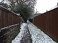 Footpath between Heol Caerhys and Heol-y-Bont, Cardiff - geograph.org.uk - 1148963.jpg