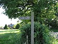 Footpath near Barrow Lane Farm - geograph.org.uk - 449692.jpg