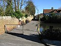 Footpath past Worth village pond - geograph.org.uk - 688668.jpg