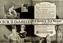For Better, for Worse (1919) - Ad 2.jpg