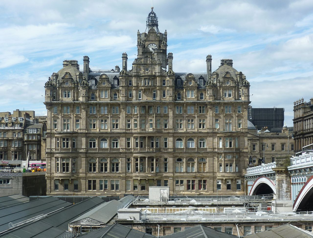 Hotel Next To Waverley Station Edinburgh