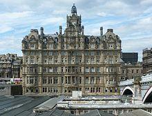 Hotel Next To Waverley Station Edinburgh