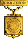 Former US Navy Expert Team Rifleman Badge.png