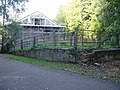 Former Victorian cattle pen's at Tetbury G.W.R station yard. - geograph.org.uk - 1527689.jpg