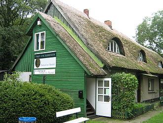 Born auf dem Darß - Image: Forstmuseum born