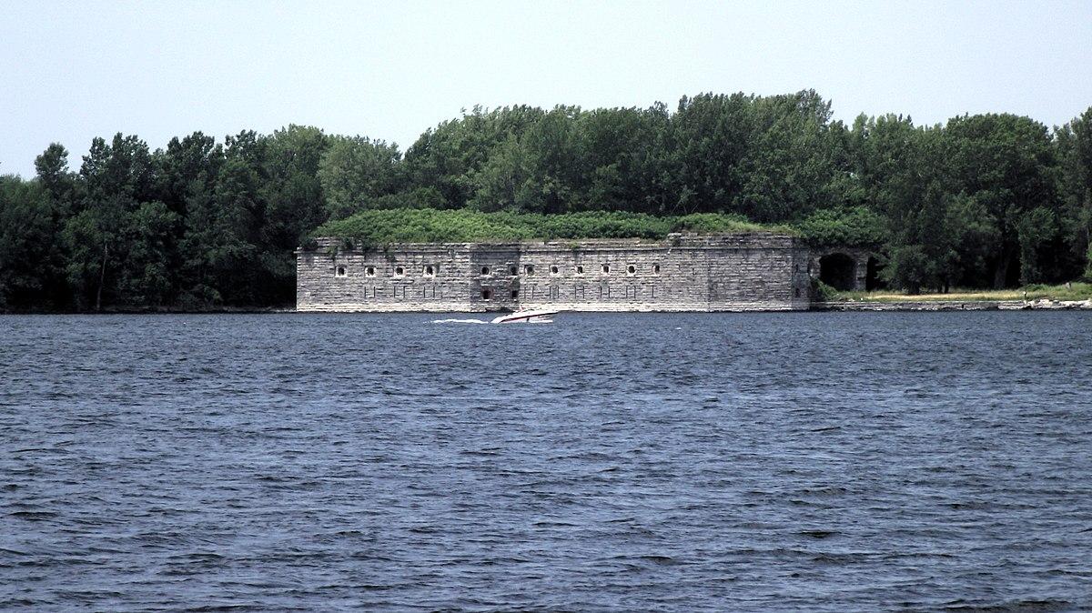 Fort Montgomery Island New York