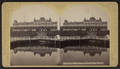 Fort Wm. Henry Hotel from dock, by Stoddard, Seneca Ray, 1844-1917 , 1844-1917.png