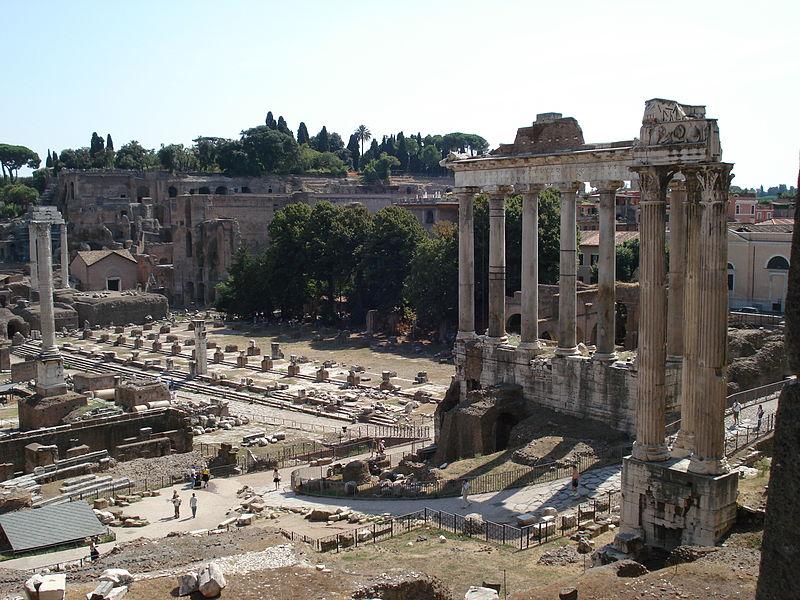 Файл:Forum Romanum Vespasian.JPG