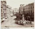 Fotografi av fontana Medina. Neapel, Italien - Hallwylska museet - 106839.tif