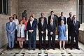 Fotografia de grup del nou Govern.jpg