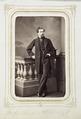 Fotografiporträtt på Hans von Hallwyl, 1860-talet - Hallwylska museet - 107810.tif