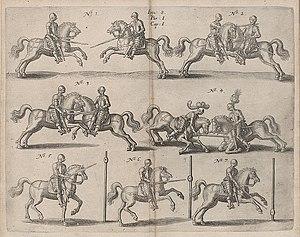 Fotothek df tg 0000954 Kriegskunst ^ Pferd ^ Seitengewehr.jpg