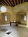 Fougères (35) Château Tour Mélusine Intérieur 01.JPG