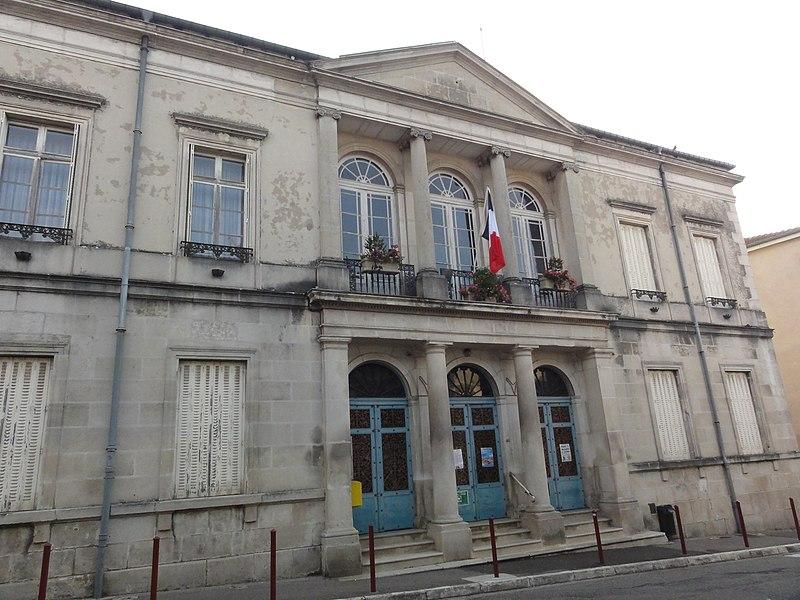 Foug (Meurthe-et-M.) mairie