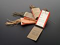 Four books of twenty five wound tags, Germany Wellcome L0058501.jpg