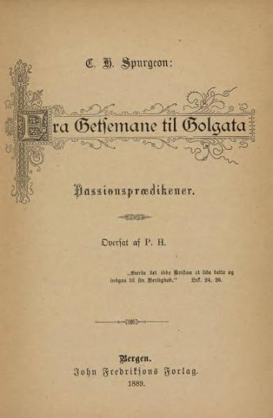 File:Fra Getsemane til Golgata.djvu