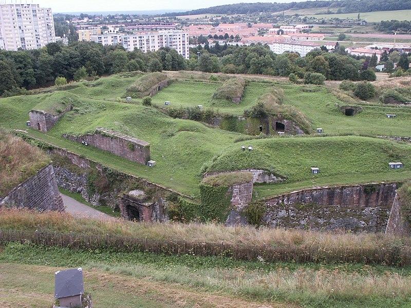Οχυρώσεις στη Γαλλία από την εποχή του Βωμπάν