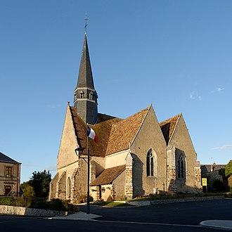 Boursay - Church of Saint-Pierre