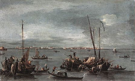 Francesco Guardi - The Lagoon Looking toward Murano from the Fondamenta Nuove - WGA10846.jpg