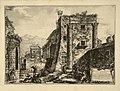 Francesco Piranesi - Ruínas do Templo de Castori, do álbum Antiguidades de Cora.jpg