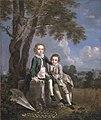 Francis Hayman (1708-1776) - The Masters Martin Atkin - PD.13-1997 - Fitzwilliam Museum.jpg