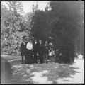 Franklin D. Roosevelt and his father in Hyde Park - NARA - 197251.tif