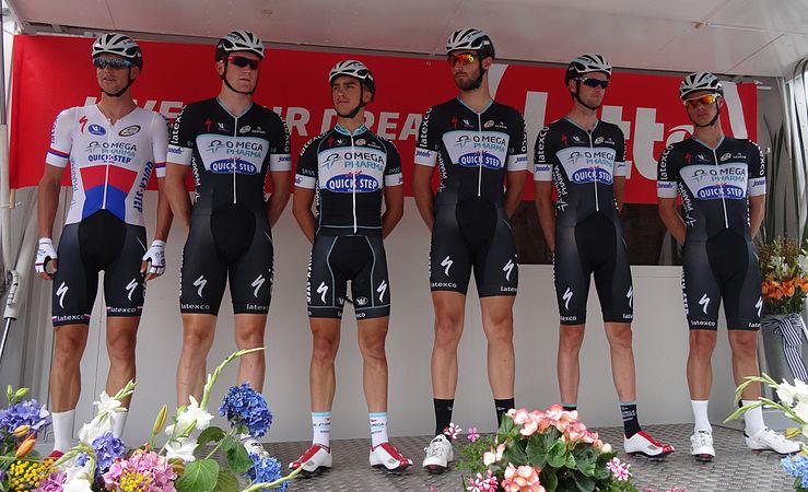 Frasnes-lez-Anvaing - Tour de Wallonie, étape 1, 26 juillet 2014, départ (B173).JPG