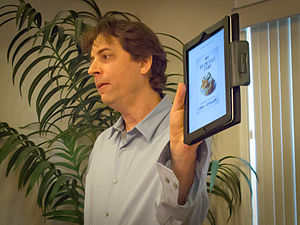 "Fred Stoller - Stoller presenting his e-book ""My Seinfeld Year"" in March 2012"
