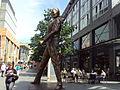 Freddie Mercury statue, Liverpool - DSC00081.JPG