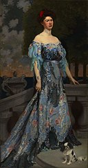 Frederick MacMonnies - Miss Anne Mills Archbold - 2009.30 - Smithsonian American Art Museum.jpg