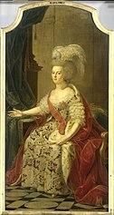 Frederika Sophia Wilhelmina of Prussia (1751-1820), Wife of Prince Willem V