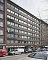 Fredrikinkatu 61, Suunnittelijat Rauno Raunio, Leena ja Kalle Niukkanen, 1958 - G27444 - hkm.HKMS000005-km0000ndi5.jpg