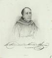 Frei Francisco de Monte Alverne - Retratos de portugueses do século XIX (SOUSA, Joaquim Pedro de).png