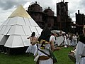 Fremont Solstice Parade 2007 - Gasworks pyramid 08.jpg