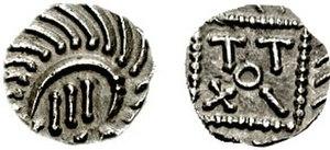 Frisian Kingdom - Frisian sceattas c.710–735