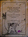 From Wigwam and Teepee - Four American Indian Songs founded upon Tribal Melodies - Charles Wakefield Cadman.jpg