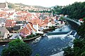 From the Cesky Palace, Cesky Krumlov - Czech Republic - panoramio.jpg