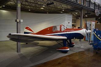 Culver Dart - Dart GC at the Frontiers of Flight Museum