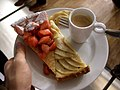 Fruit tarte and coffee (1430335989).jpg