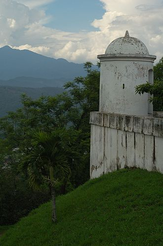History of Honduras - The Fortress of San Cristobal in Gracias