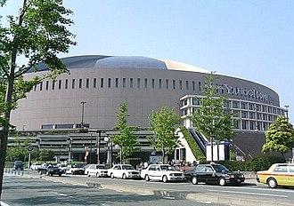 2013 World Baseball Classic - Image: Fukuoka dome 02