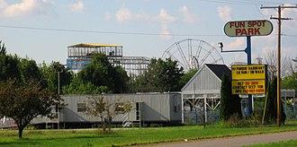 Fun Spot Amusement Park & Zoo - Fun Spot as it appeared in 2011